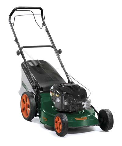 Suffolk Punch SP21S Petrol Lawnmower
